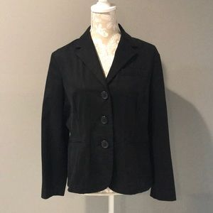 GAP Black 14 Blazer Very Good Condition